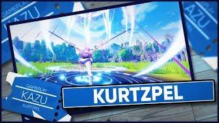 WEEB MMORPG Z KAZEM! - Pokazówka gry KurtzPel