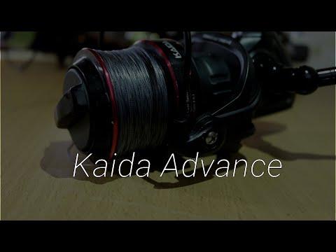 Kaida Advance 5000 - карповая катушка для фидера