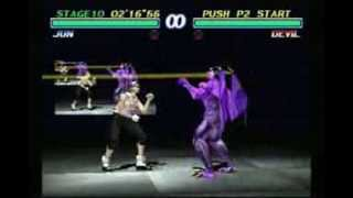 Tekken 2 - Jun