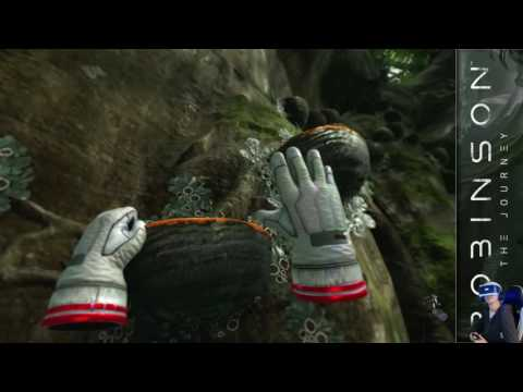 VR Robinson: The Journey #07 - Die Peniskopf Blockade - [PS4 VR] [Lets play] [deutsch]
