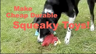 The Elusive Cheap Durable Squeaky Dog Toys