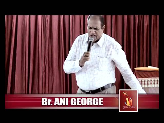 Br.Ani George - Jesus Voice 14.07.2016 (Power Vision)
