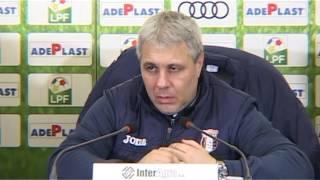 Conferinta de presa dupa meciul Astra Giurgiu - Dinamo Bucuresti 2-5 17/11/2016