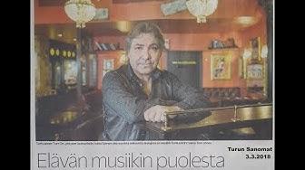 Jukka Salmi miehen ikään!