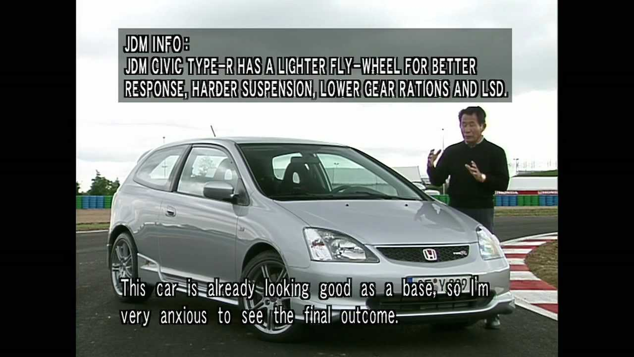 Honda Civic And Civic Type R Best Motoring Review Bmi Vol 3 Youtube