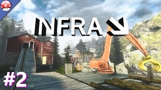 INFRA PC Gameplay Walkthrough Part 2 [60FPS/1080p]