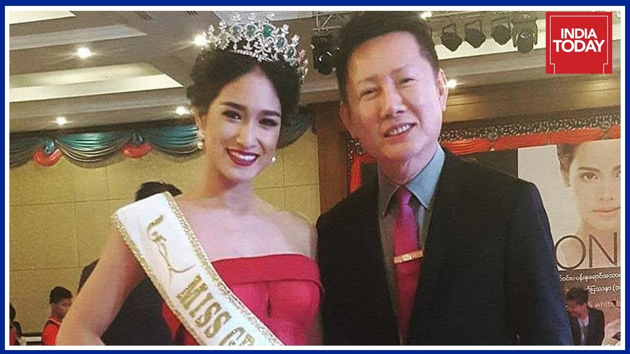 Miss Grand Myanmar Stripped Off Title After She Condemns Rohingya Militants