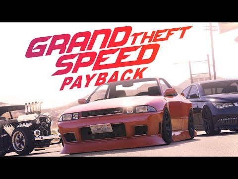 Need For Speed 2017 Payback Trailer Recreated in GTA 5!