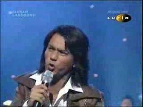 Faizal Tahir in Muzika Ekstravaganza