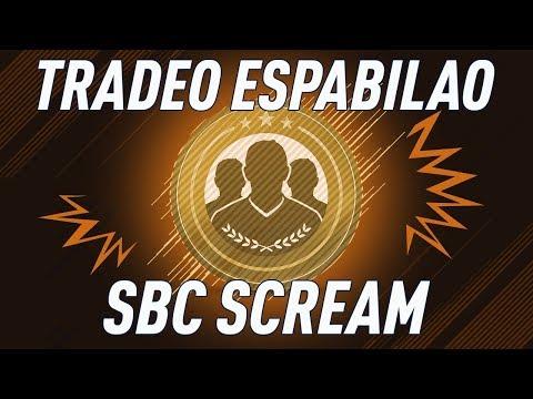 FIFA 18. TRADEO ESPABILAO. SBC SCREAM ASEGURADO. VAMOS A FORRARNOS