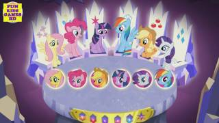 My Little Pony Harmony Quest All Ponies Unlock - Part 16 - Apps for Kids