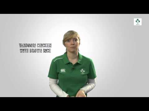Irish Rugby Nutrition May 2016