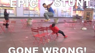 Most EPIC STUNT Gone WRONG!! (Injury)