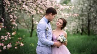 ДО/ПОСЛЕ обработка свадебных фото