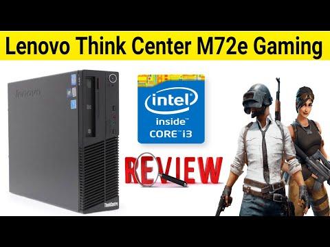 Lenovo Think Centre M72e PC Review
