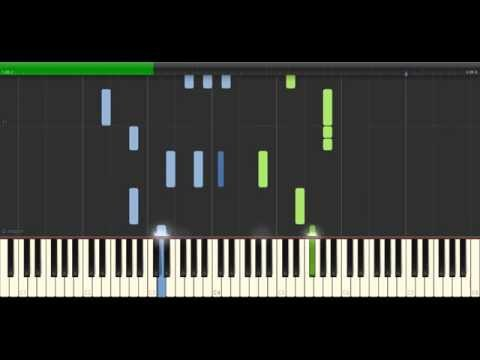 Sonna Rele - Strong (Cinderella 2015 Soundtrack) (How To Play On Piano Tutorial)