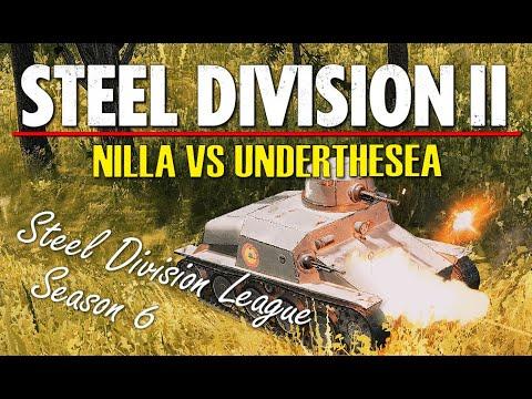 Download Nilla vs Underthesea! Steel Division 2 League, Season 6, Grand Final - Game 1 (Siedlce, 1v1)