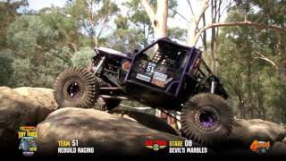 Tuff Truck Challenge 2016 - REBUILD RACING on Devil's Marbles