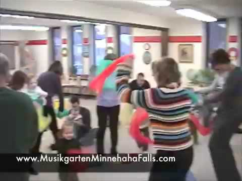 Early childhood music classes from Brigher Minds Music (formerly Musikgarten of Minnehaha Falls)