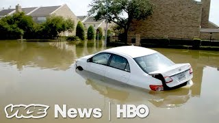 Houston's Second Flood & Los Angeles Apparel: VICE News Tonight Full Episode (HBO)