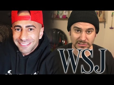 Thumbnail: WSJ RESPONDS to H3H3 & CALLS OUT YouTubers! FouseyTUBE is Back? YouTube Caught CENSORING Words?