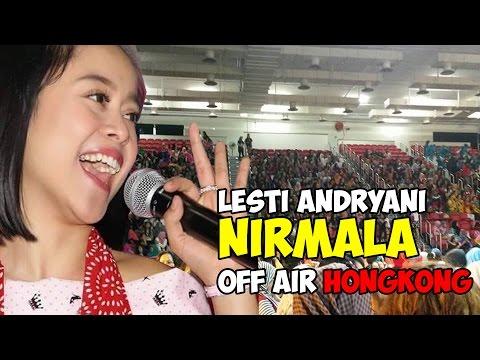 LESTI NYANYIKAN LAGU SITI NURHALIZA SAAT OFF AIR HONGKONG