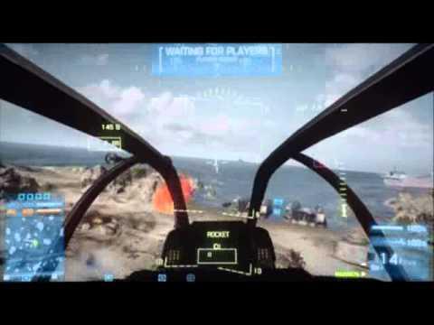 Battlefield 3 Guia Helicopteros desocupados Español 2/3