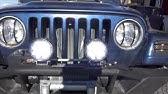 Optronics Halogen Driving Light Kit Installation - etrailer ... on