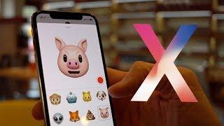 Jsem iPhone X. Nejdražší, nejvýkonnější, nejbezpečnější. Chcete mě? [4K]