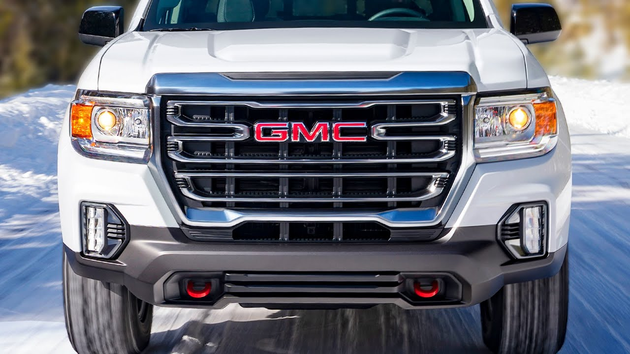2021 Gmc Canyon Diesel Images