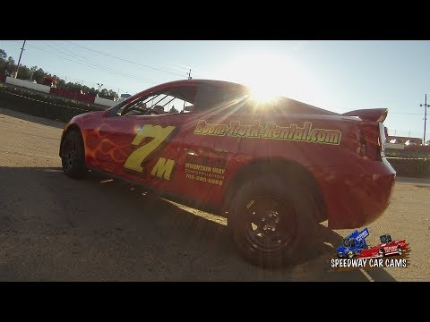 #1 Mark Meyer - Hot Shot - 3-3-18 Senoia Raceway - In Car Camera