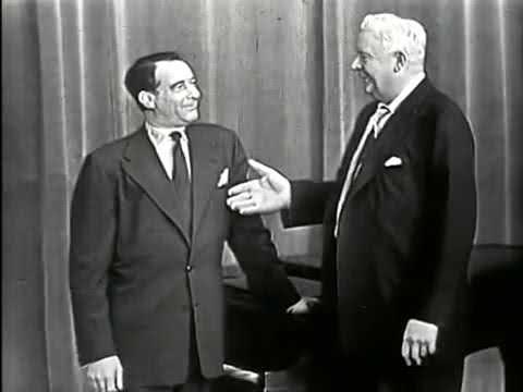 Victor Borge e Lauritz Melchior