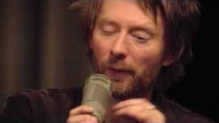 Radiohead All I Need live From the Basement