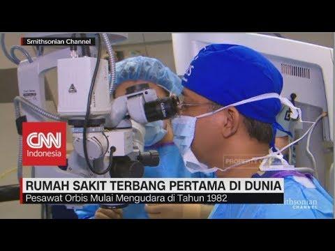 'Rumah Sakit Terbang' Pertama di Dunia