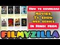 How To Download Latest Movies From FILMYZILLA In Hindi