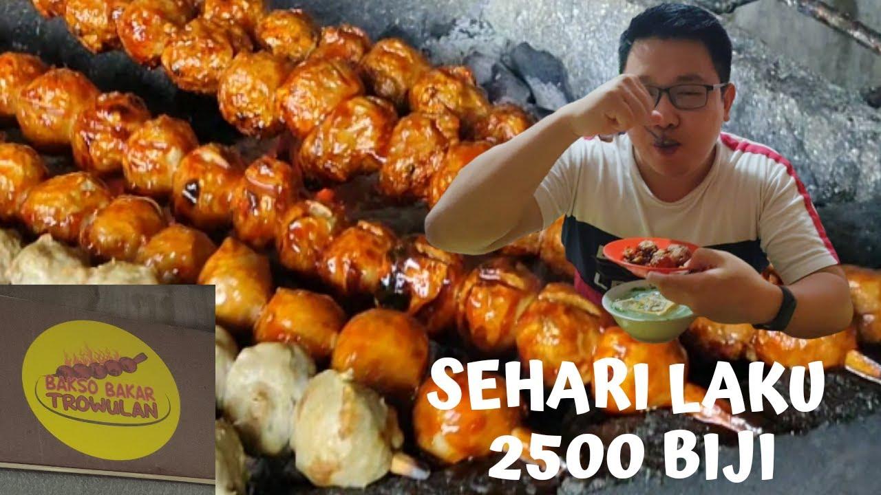 Bakso Bakar Trowulan Bakso Bakar Terendess Di Kota Malang 2 Youtube