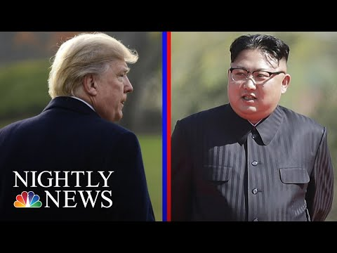 North Korea Drops Removal Of U.S. Troops As Condition For Denuclearization | NBC Nightly News