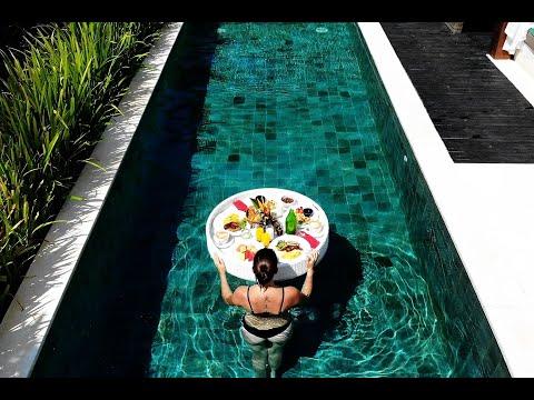 Bali 2019 - 4K - Indonesia - Candidasa - Candi Beach Resort - Drone - GoPro 7 - DJI Mavic Air