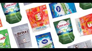 Top 3 Best Dishwasher Detergents Reviews In 2019