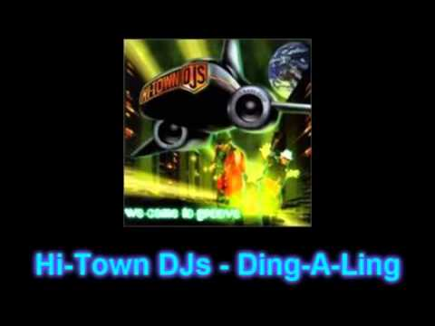 Hi Town DJs  Ding A Ling Lyrics in Description