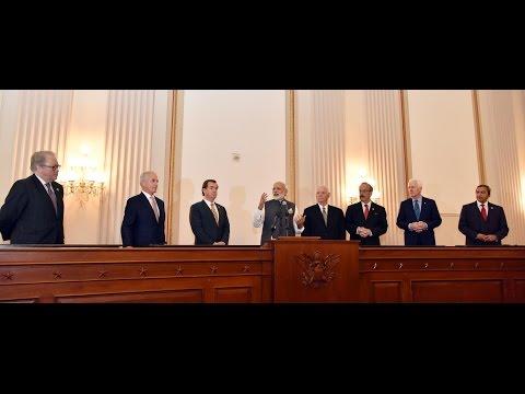 PM Modi at the Community Reception in Washington DC