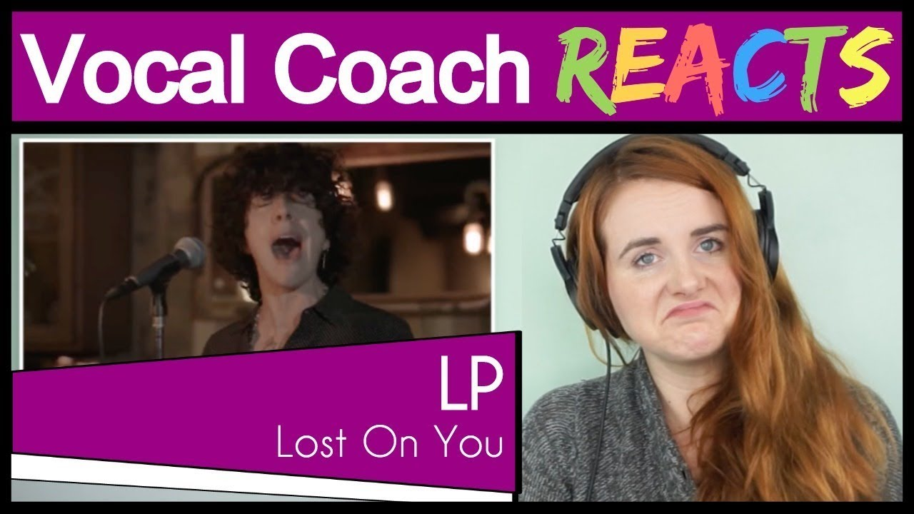 Download Vocal Coach reacts to LP - Lost On You [Live Session]