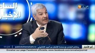 المحامي محسن عمارة من على بلاطو قناة النهار يفتح النار على عبد المجيد سليني
