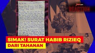 Habib Rizieq Menulis Surat, Hotman Paris Bereaksi, Mahfud MD Terdiam | JPNN.COM REACTION - JPNN.com