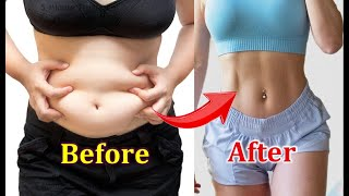 5 Simple Yoga Exercises to Lose Belly Fat  | Yoga Poses for A Flat Stomach - Reduce Belly Fat