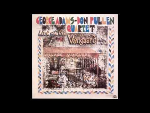 George Adams & Don Pullen Quartet - Live at the Village Vanguard, Vol. 2 (1986)