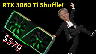 Nvidia's RTX 3060 Ti Pricing Shuffle: AIBs are not happy, just like you...  (+ RX 6700XT Whispers)