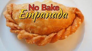 No Bake Empanada | How to make Empanada | Easy  Pinoy Empanada Recipe