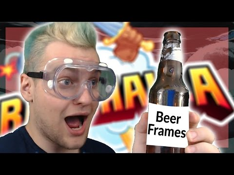 THE SCIENCE OF BEER FRAMES