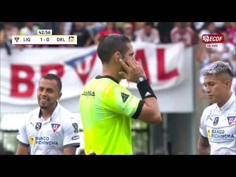 RESUMEN: LDU 1 (5) Delfín SC 1 (4) - Supercopa Ecuador 2020